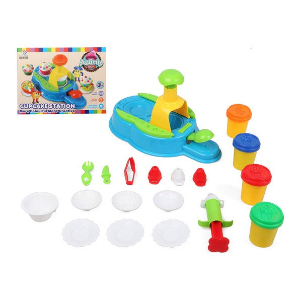 Modelling Clay Game Cupcake Station 118629