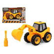 Digger Assembled 119039 Yellow