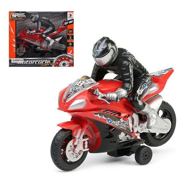 Motorcycle Speed 111629 Red
