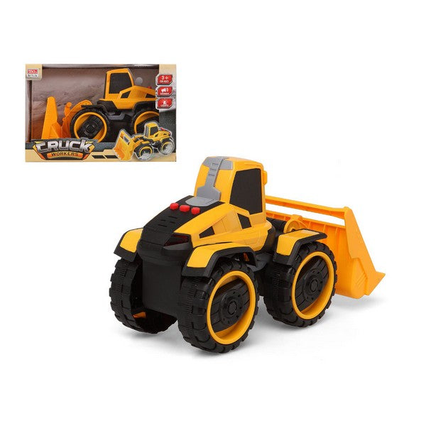 Digger Workers Yellow 113678