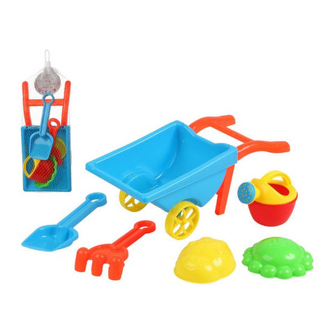 Beach Cart Set with Accessories (6 pcs)