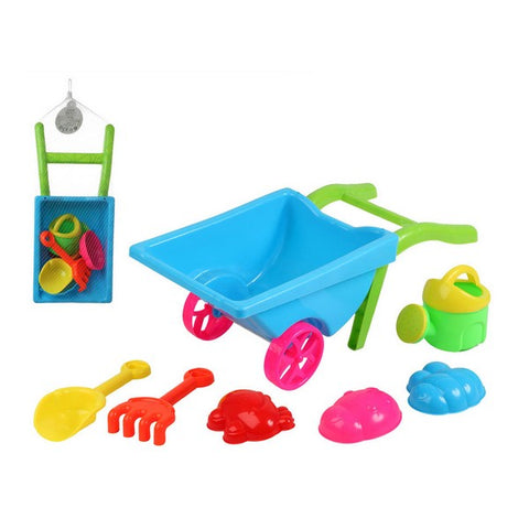 Beach Cart Set with Accessories (7 pcs)
