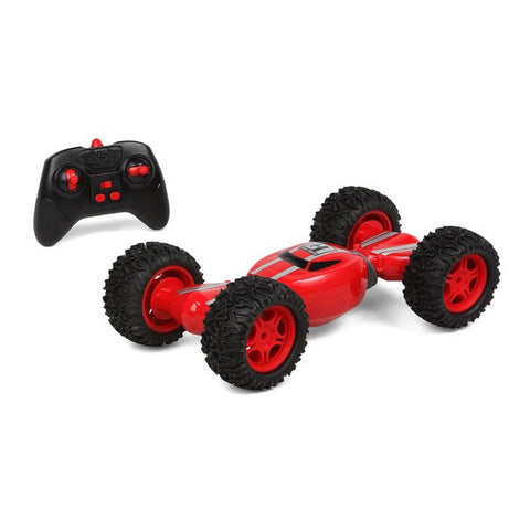 Remote-Controlled Vehicle Hyper Tumble Acrobatic Red