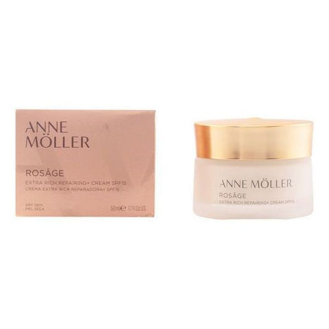 Day-time Anti-aging Cream Rosage Extra-rich Repairing Anne Möller