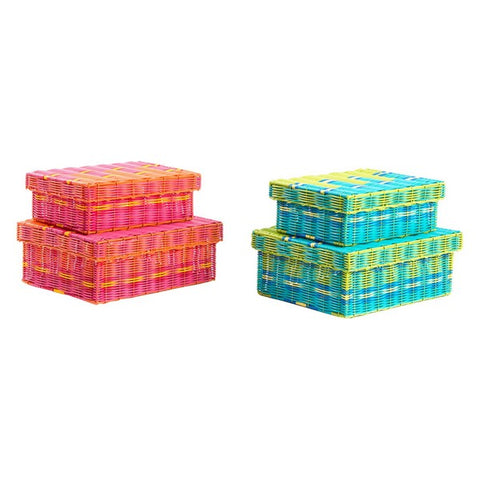 Decorative box Dekodonia Stripes Arab (2 pcs)