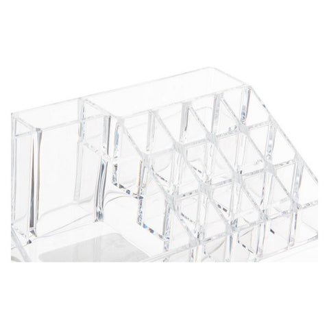 Make-up organizer Dekodonia Acrylic (22 x 12 x 8 cm)