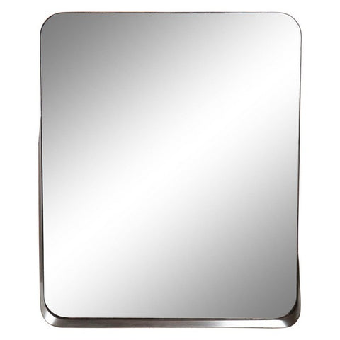 Wall mirror Dekodonia Metal Crystal (51 x 4 x 60 cm)