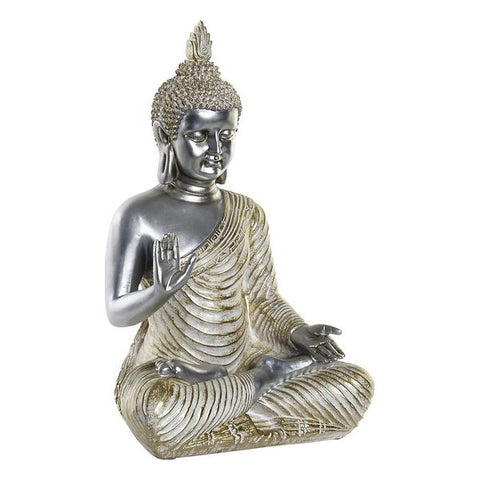 Decorative Figure Dekodonia Resin Buddha (30 x 23 x 49 cm)