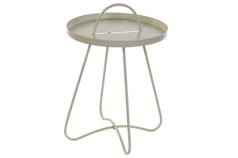 Side Table Dekodonia Metal (43 x 43 x 57 cm)