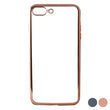 Mobile cover Iphone 7 Plus/8 Plus KSIX Flex Metal TPU Flexible