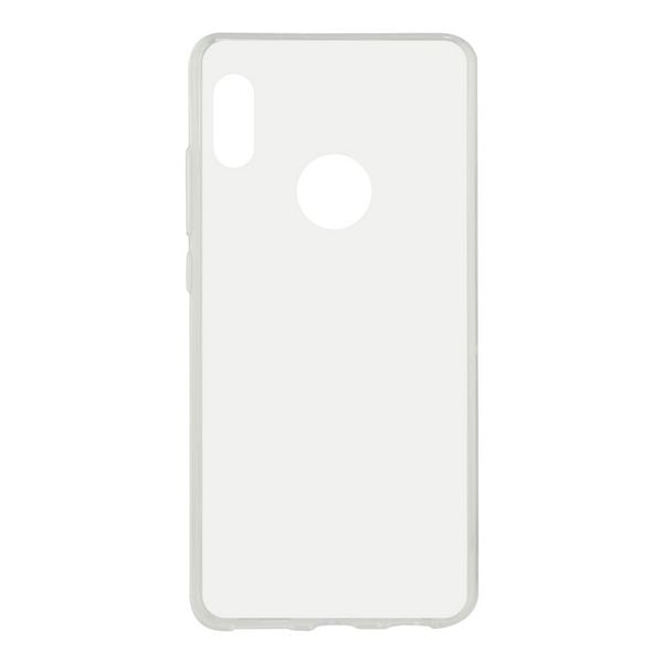Mobile cover Xiaomi Redmi Note 5 Pro KSIX Flex TPU Transparent