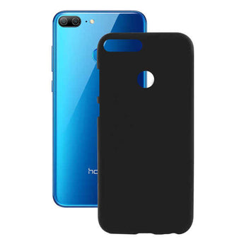 Mobile cover KSIX Honor 9 Lite Black