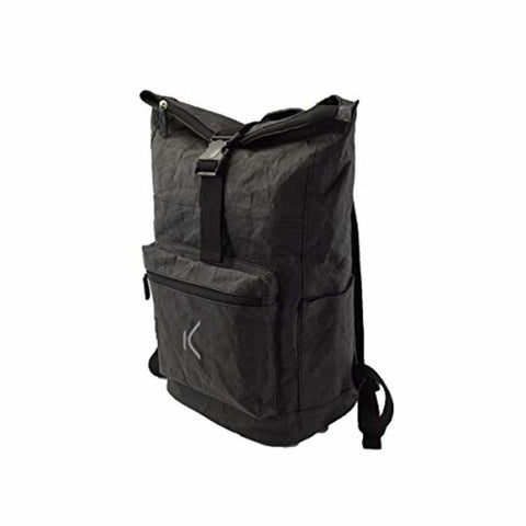 Laptop Backpack KSIX Eco Kraft Black