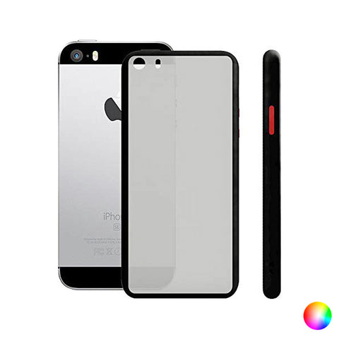 Mobile cover iPhone 7/8/SE2020 KSIX Duo Soft
