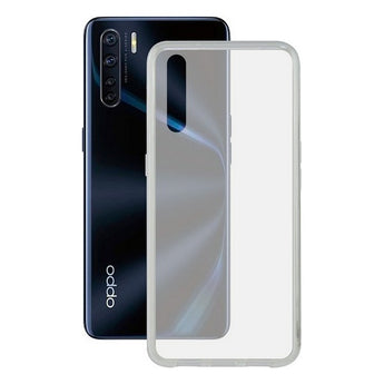 Mobile cover Oppo A91 KSIX Flex TPU