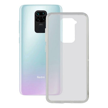 Mobile cover Xiaomi Redmi Note 9 KSIX Flex TPU