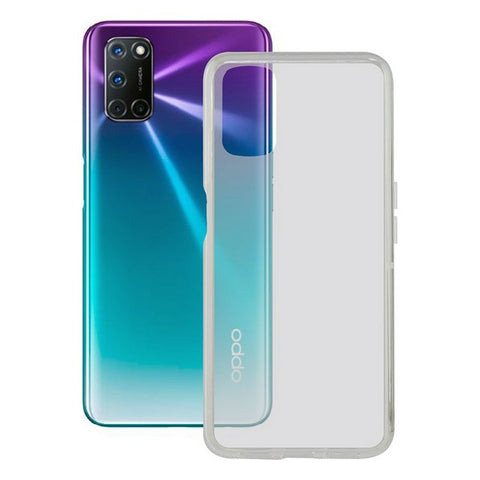 Mobile cover Oppo A72 KSIX Flex TPU