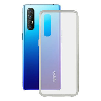 Mobile cover Oppo Find X2 Neo KSIX Flex TPU