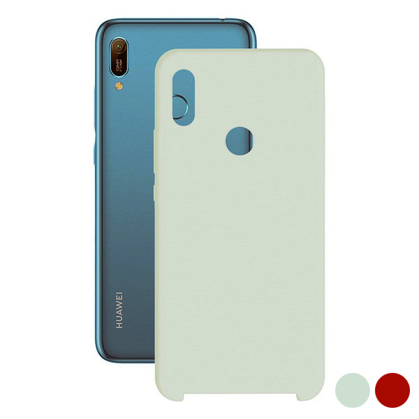Mobile cover Huawei Y6 2019 Contact TPU