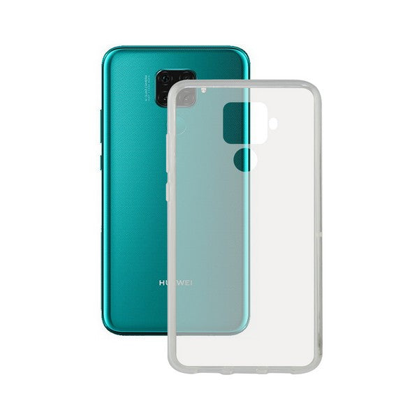 Mobile cover Huawei Mate 30 Lite KSIX Transparent