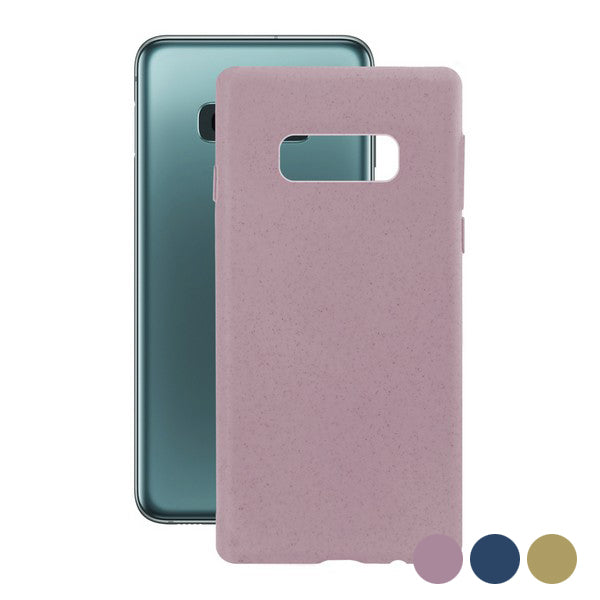 Mobile cover Samsung Galaxy S10e KSIX Eco-Friendly