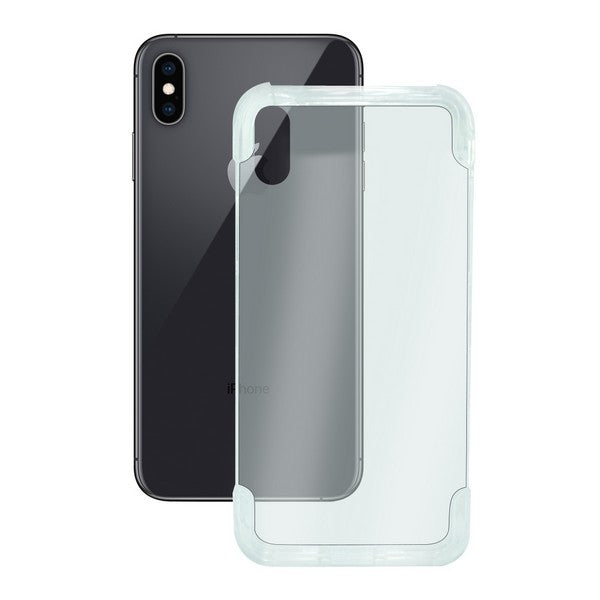 Mobile cover Iphone X KSIX Flex Armor