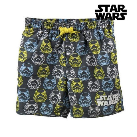 Child's Bathing Costume Star Wars 71900 Black