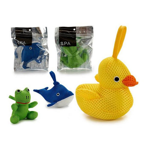 Body Sponge animals