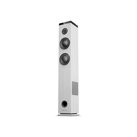 Bluetooth Sound Tower Energy Sistem Tower 5 G2 Ivory 65W White