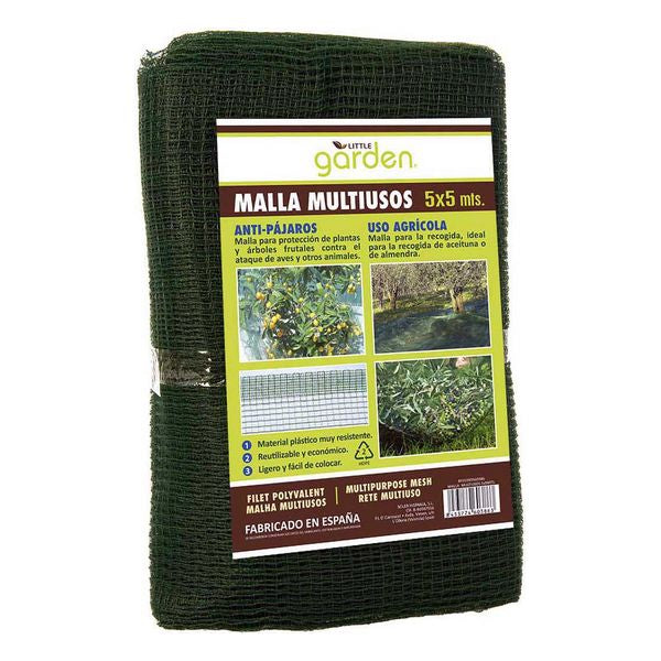 Green Mesh Little Garden Multi-use (5 X 5 m)