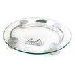 Digital Bathroom Scales Basic Home Transparent (ø 33 cm)