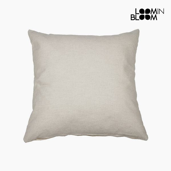 Cushion (60 x 60 x 10 cm) Cotton and polyester Beige