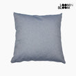 Cushion (60 x 60 x 10 cm) Cotton and polyester Blue