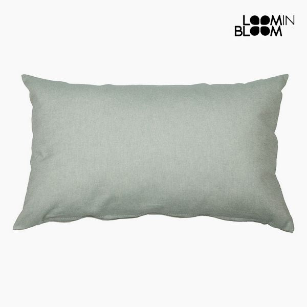 Cushion (30 x 50 x 10 cm) Cotton and polyester Green