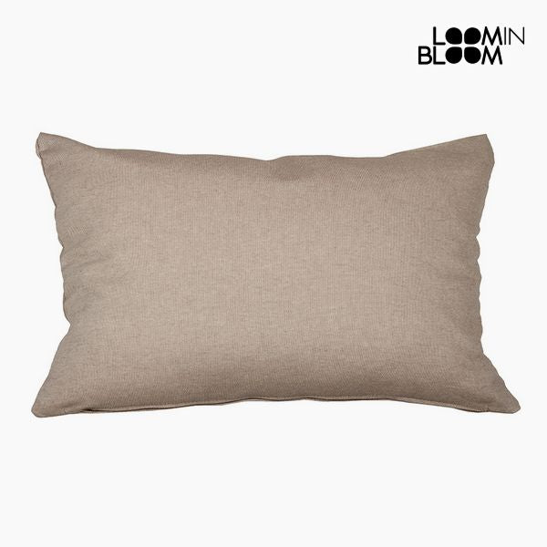 Cushion (30 x 50 x 10 cm) Cotton and polyester Brown