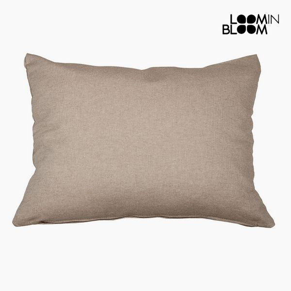 Cushion (50 x 70 x 10 cm) Cotton and polyester Brown