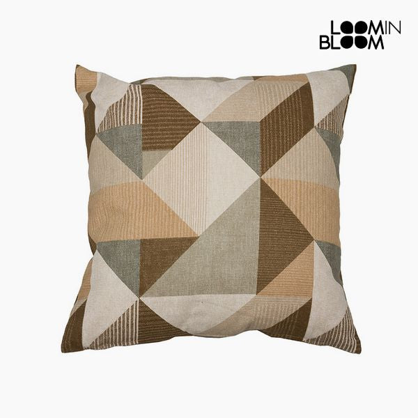 Cushion (45 x 45 x 10 cm) Cotton and polyester Beige