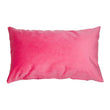 Cushion Velvet Maroon