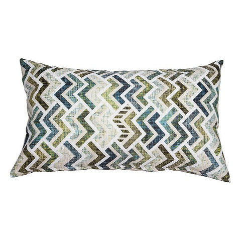 Cushion Damero Coor Turquoise