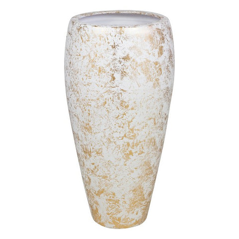 Vase Golden Ceramic