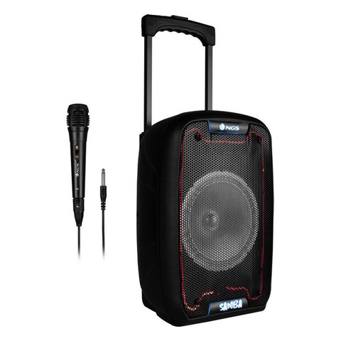 Bluetooth Speakers NGS Wild Samba 2400 mAh 8W