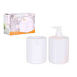 Bath Set Java Confortime White Circular (2 Pcs)