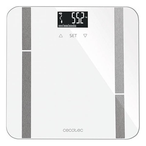 Digital Bathroom Scales Cecotec 9400 White