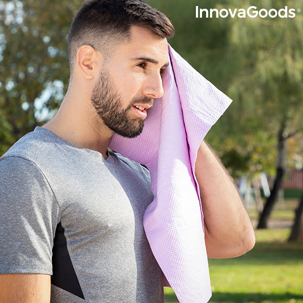 Ice-Effect Instant Cooling Sports Towel Kowel InnovaGoods