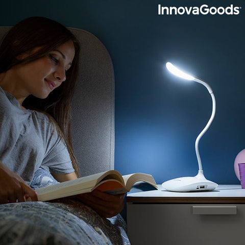 Rechargeable Touch-sensitive LED Table Lamp Lum2Go InnovaGoods