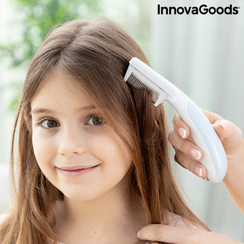 Electric Lice Comb with Handle Unlicer InnovaGoods