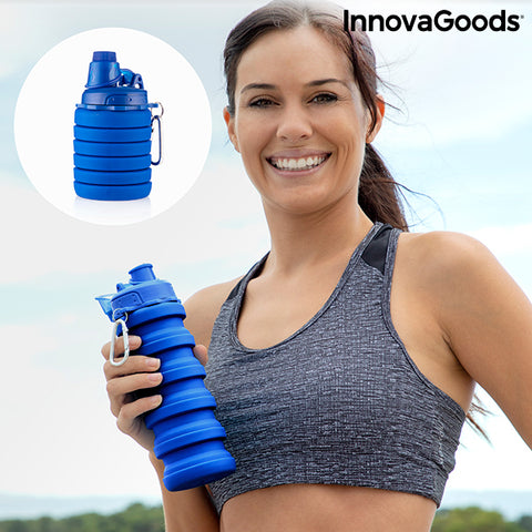 Silicone Collapsible Bottle Bentle InnovaGoods
