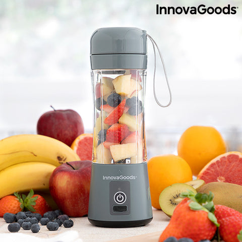 Portable Rechargeable Cup Blender Shakuit InnovaGoods
