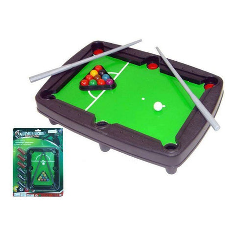 Pool table Plastic (28,5 x 42,5 x 2,5 cm)