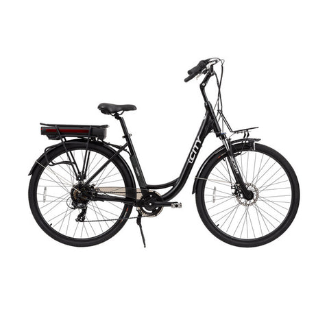 Electric Bike iWatMotion iCity 250W Black 25 km/h